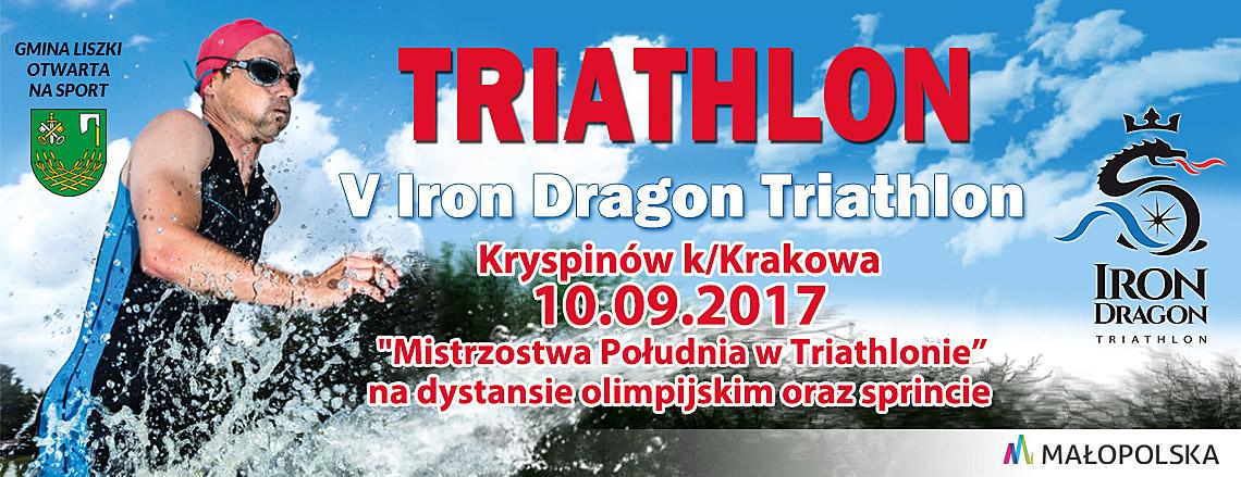 Triathlon 2017 Baner strona